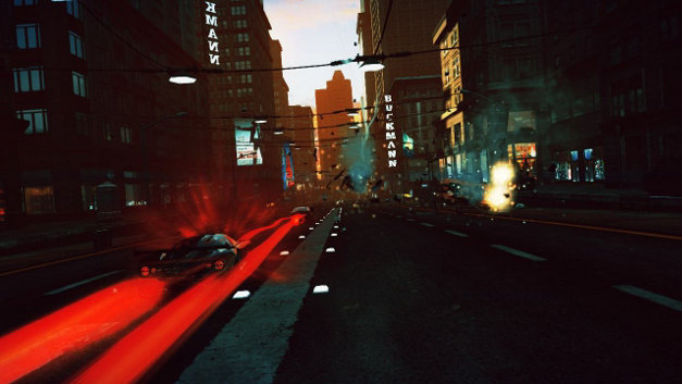 RIDGE RACER® Unbounded™ Screenshot 16