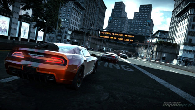 RIDGE RACER® Unbounded™ Screenshot 19