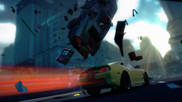 RIDGE RACER® Unbounded™ Screenshot 1