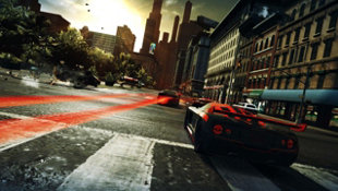 RIDGE RACER® Unbounded™ Screenshot 8