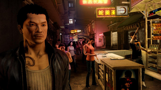 Sleeping Dogs™  Screenshot 1