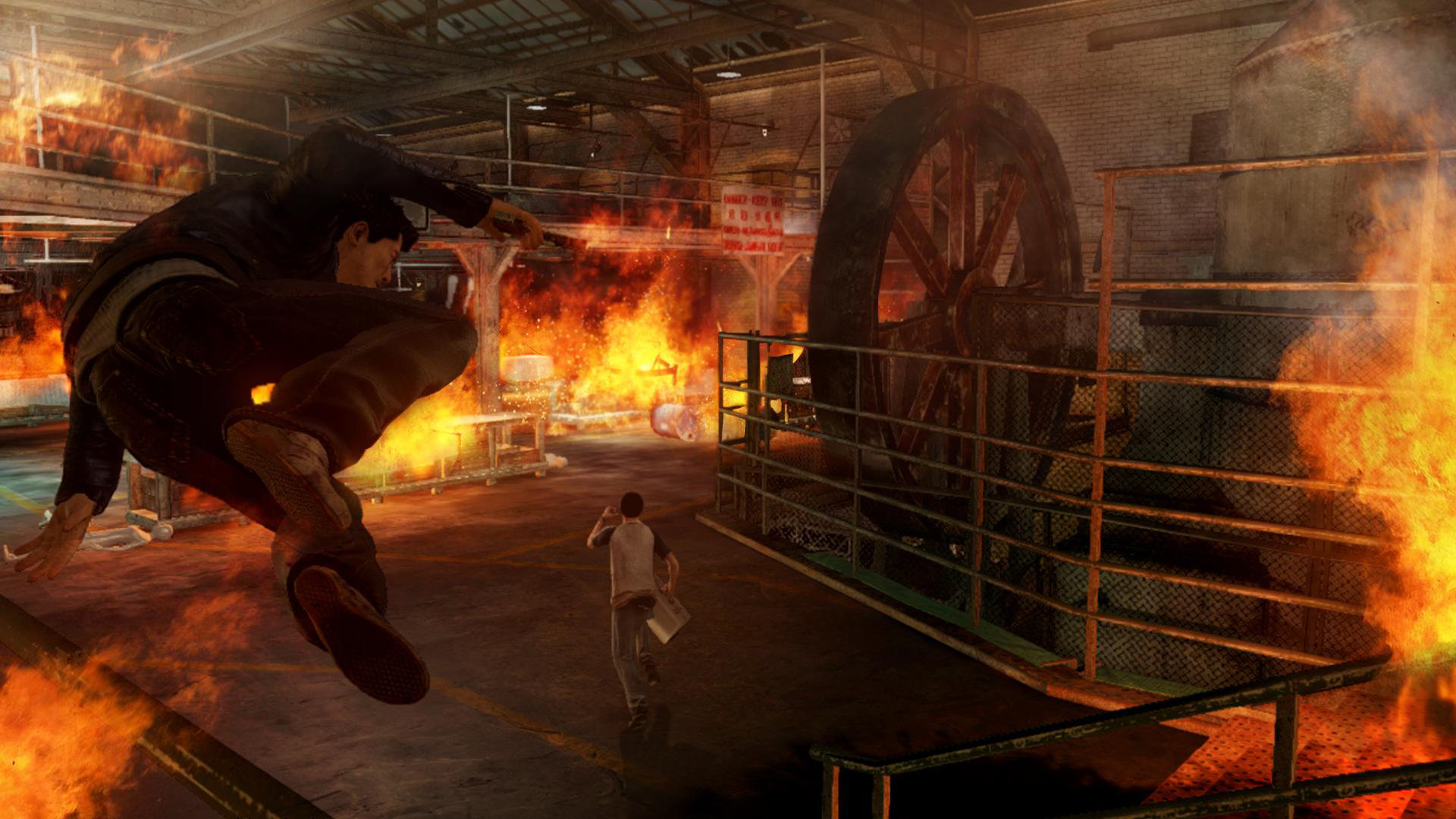 Sleeping Dogs™ Game | PS3 - PlayStation