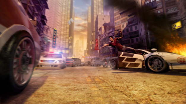 Sleeping Dogs™  Screenshot 13