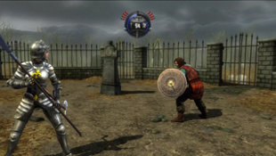 Deadliest Warrior: Ancient Combat Screenshot 2