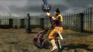Deadliest Warrior: Ancient Combat Screenshot 3