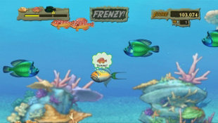 Feeding Frenzy™ 2: Shipwreck Showdown Screenshot 2