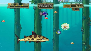Feeding Frenzy™ 2: Shipwreck Showdown Screenshot 3