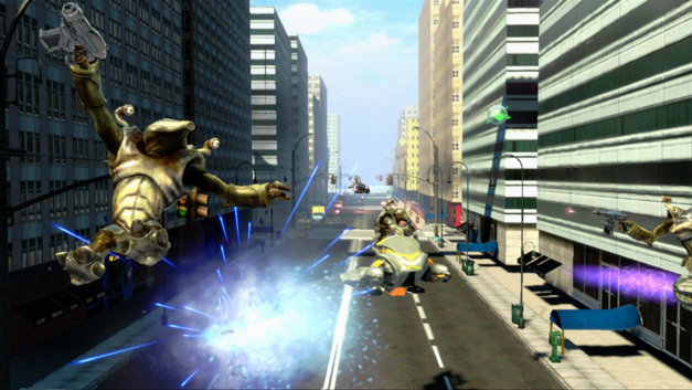 Men In Black™: Alien Crisis Screenshot 1