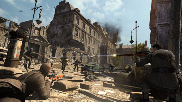Sniper Elite V2 Screenshot 10