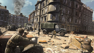 Sniper Elite V2 Screenshot 3