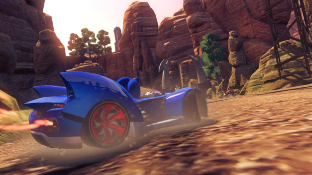 Sonic & All-Stars Racing Transformed™  Screenshot 1