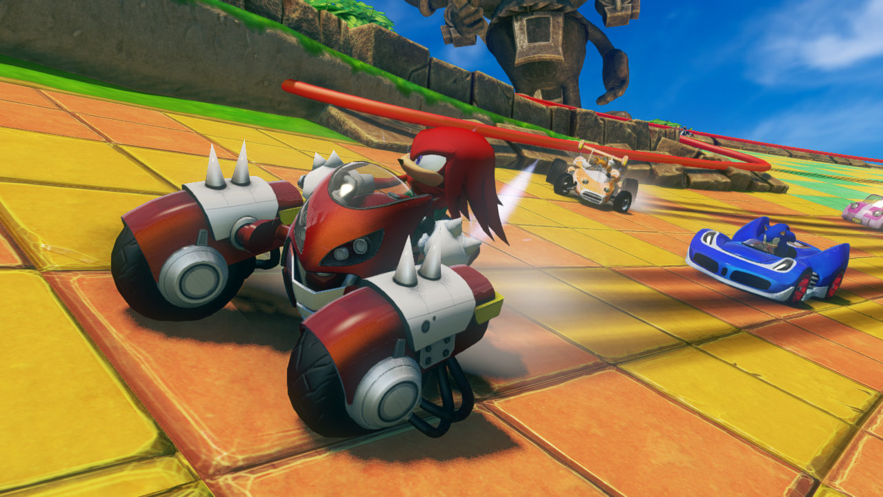 sonic and sega all stars racing transformed apk obb