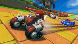 Sonic & All-Stars Racing Transformed™  Screenshot 2