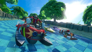 Sonic & All-Stars Racing Transformed™  Screenshot 3