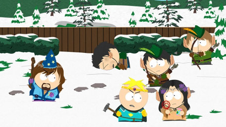 South Park: The Stick of Truth  Trailer Screenshot