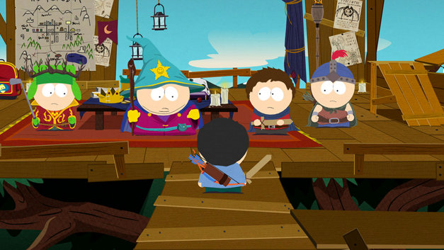 South Park The Stick of Truth Screenshot 1