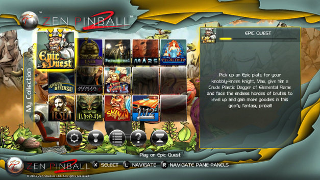 Zen Pinball 2™ Screenshot 1