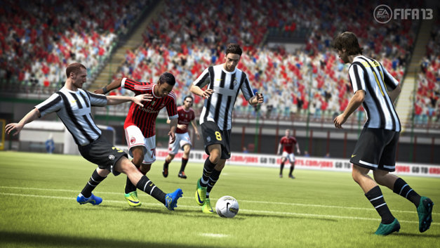 EA Sports™ FIFA Soccer 13 Screenshot 10