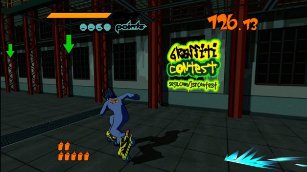 Jet Set Radio™  Screenshot 16