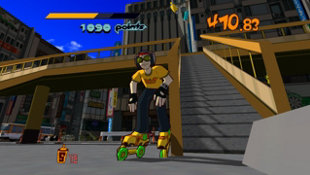 Jet Set Radio™  Screenshot 24