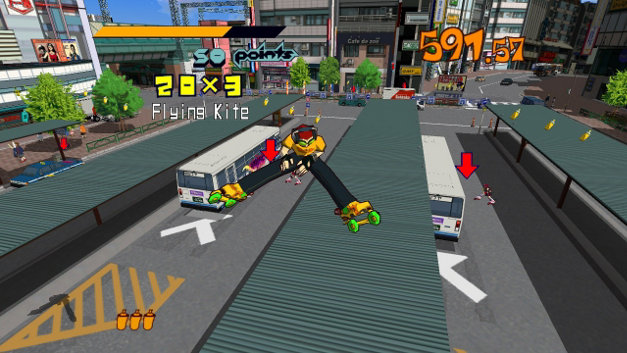 Jet Set Radio™  Screenshot 25