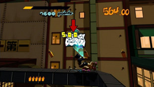 Jet Set Radio™  Screenshot 3