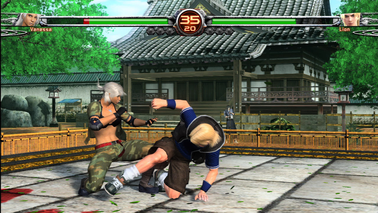 Virtua Fighter™ 5 Final Showdown Game | PS3 - PlayStation