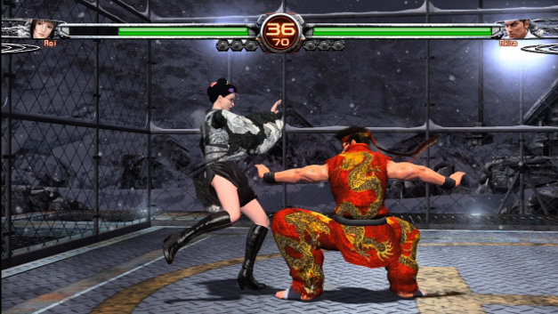 Virtua Fighter™ 5 Final Showdown Screenshot 1