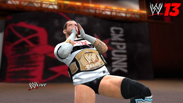 WWE® '13 Screenshot 4