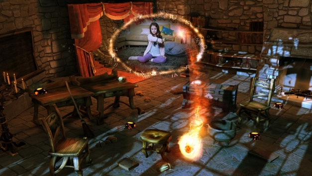 Wonderbook™: Book of Spells Screenshot 1