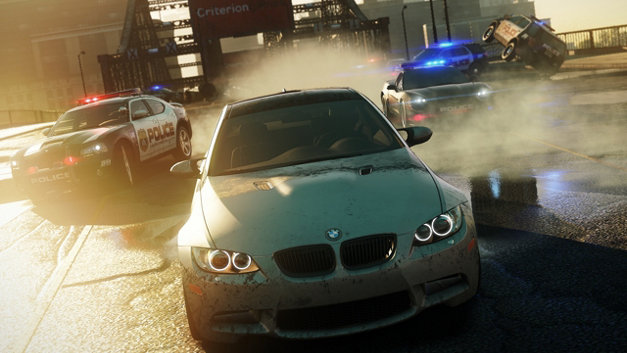 Need for Speed™ Most Wanted  Screenshot 1