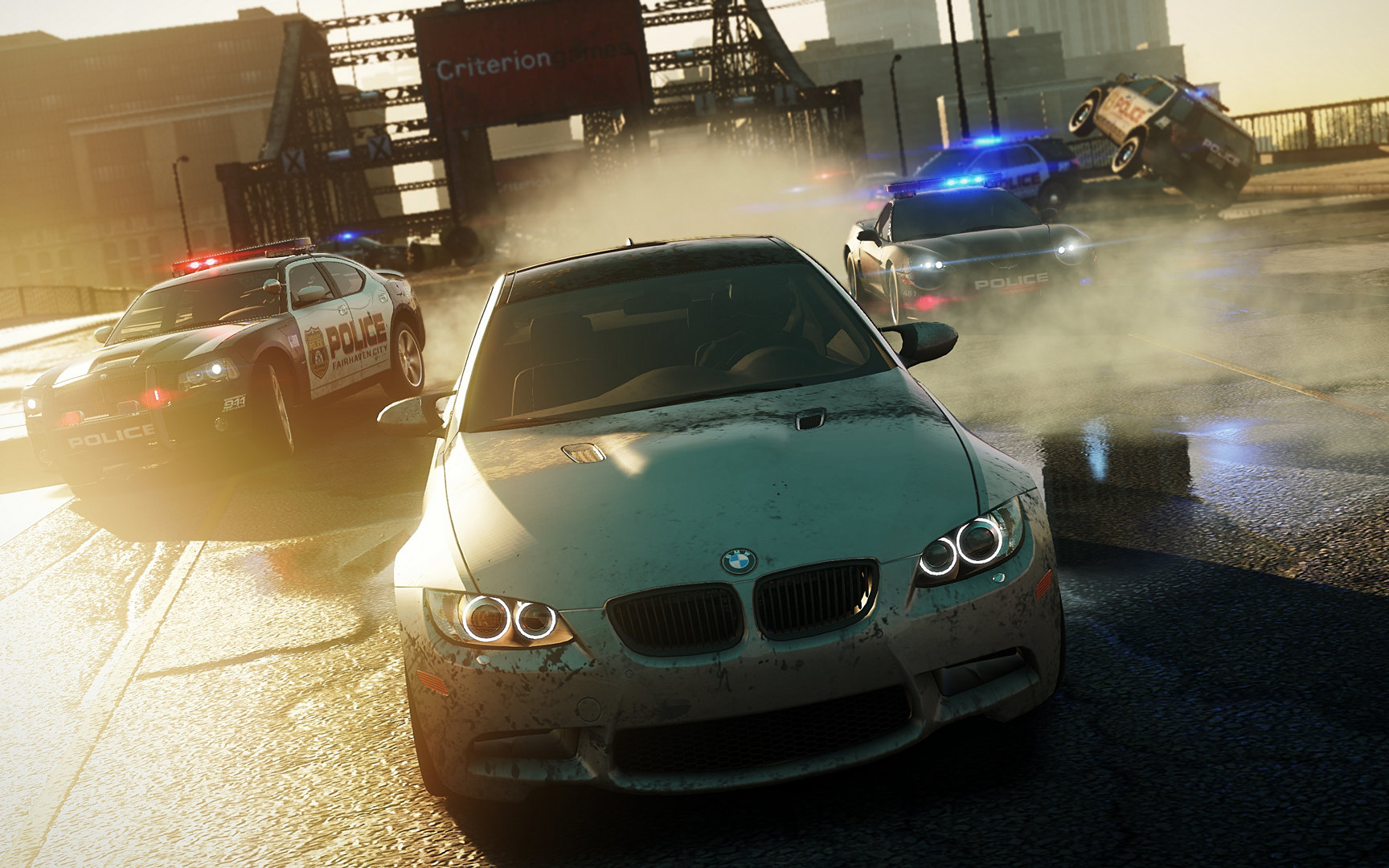 Need For Speed Most Wanted Game Ps3 Playstation