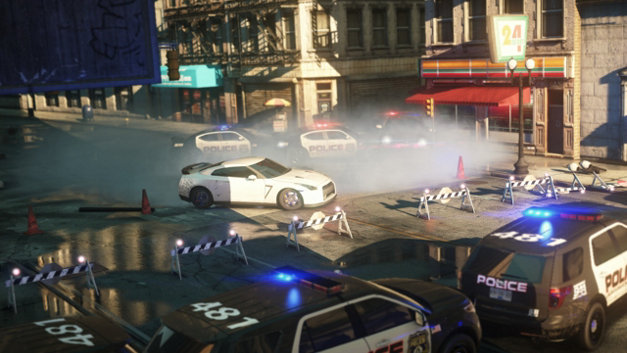Need for Speed™ Most Wanted  Screenshot 4