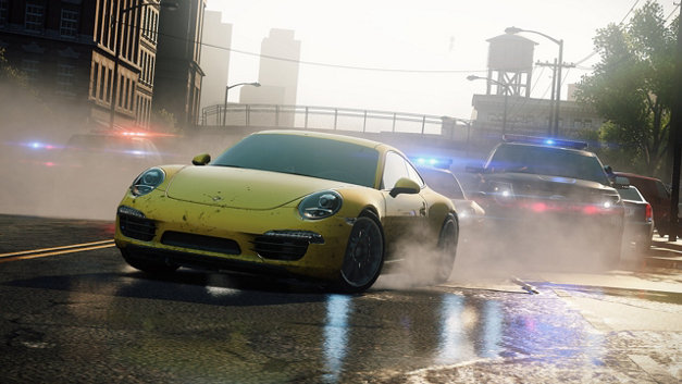 Need for Speed™ Most Wanted  Screenshot 7