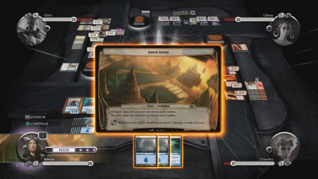 Magic: The Gathering - Duels of the Planeswalkers 2013 Screenshot 1