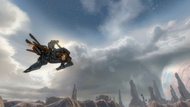 Starhawk™ Single Player Campaign Screenshot 1