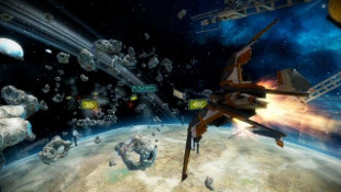 Starhawk™ Single Player Campaign Screenshot 6