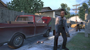 The Walking Dead: Survival Instinct Screenshot 3