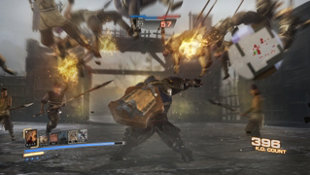 DYNASTY WARRIORS® 7 Empires Screenshot 2