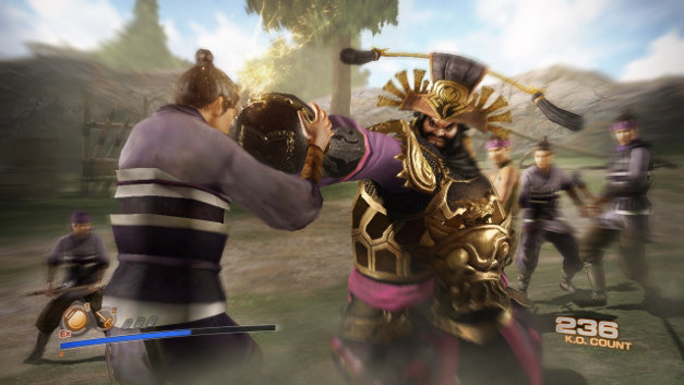 DYNASTY WARRIORS® 7 Empires Screenshot 4