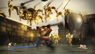 DYNASTY WARRIORS® 7 Empires Screenshot 18