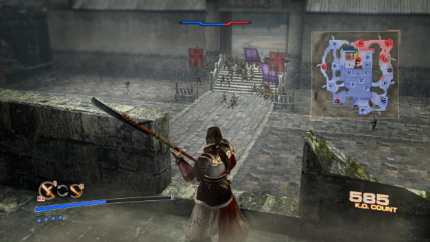 DYNASTY WARRIORS® 7 Empires Screenshot 7