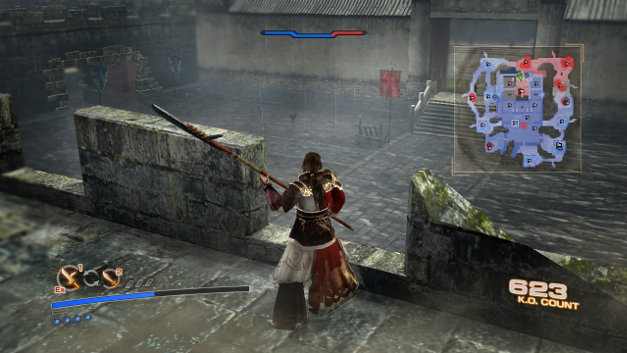 DYNASTY WARRIORS® 7 Empires Screenshot 10