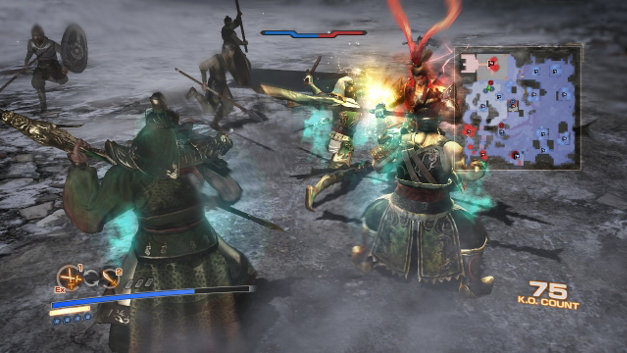 DYNASTY WARRIORS® 7 Empires Screenshot 1