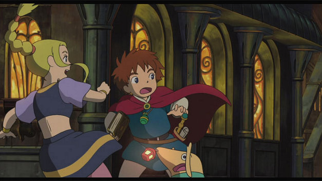 NI NO KUNI: WRATH OF THE WHITE WITCH Screenshot 1