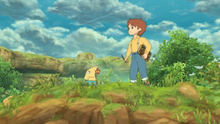 NI NO KUNI: WRATH OF THE WHITE WITCH Screenshot 3