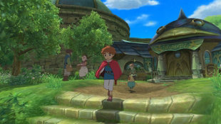 NI NO KUNI: WRATH OF THE WHITE WITCH Screenshot 5