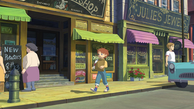 NI NO KUNI: WRATH OF THE WHITE WITCH Screenshot 7