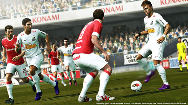 Pro Evolution Soccer 2013 Screenshot 10