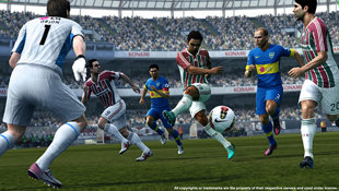 Pro Evolution Soccer 2013 Screenshot 6